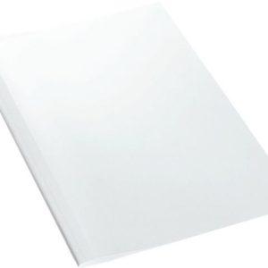 Liminnbindingsmappe LEITZ 3mm hvit (25)