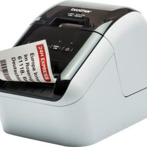 Etikettskriver BROTHER QL-800
