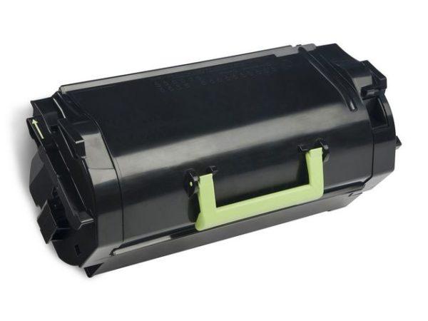 Toner LEXMARK 62D2H00 sort