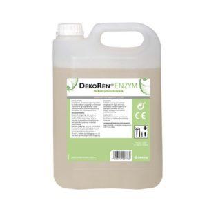 Dekontaminatormiddel DEKOREN Enzym 5