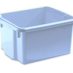Oppbevaringsboks NORDISKA PLAST 15L blå