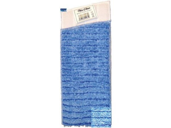 Mopp MISS CLEAN BlueGrip m/borrelås