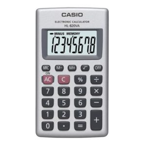 Kalkulator CASIO HL-820VA