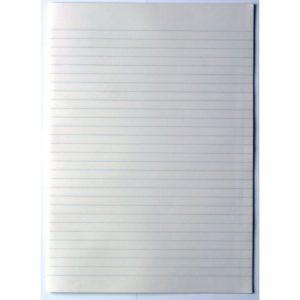 Konseptpapir A3 Falset linjer (250)