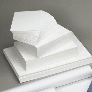 Tegnepapir 250x320mm hvit 100 g (500)