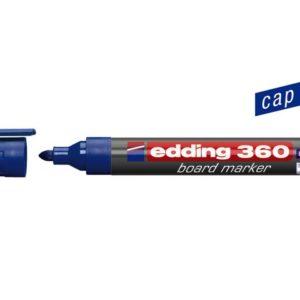 Whiteboardpenn EDDING 360 blå