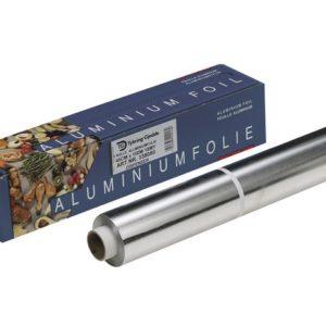 Aluminiumsfolie 45cmx150m 16