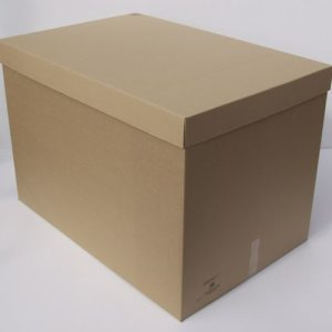 Lokk for pallecontainer 1/1 pall