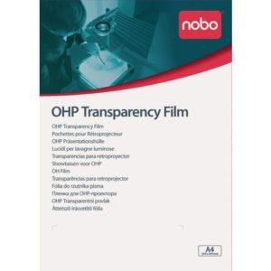Transparent NOBO blekk universal (50)