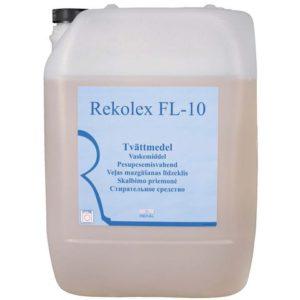 Tøyvask REKOLEX FL10 10L