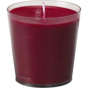 Stemningslykt DUNI refill vinrød (6)
