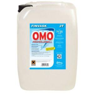 Finvask OMO Profesjonell 3T 25kg