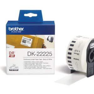 Etikett BROTHER DK-22225 38mmx30