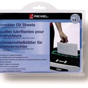 Oljeark REXEL makuleringsmaskiner (12)
