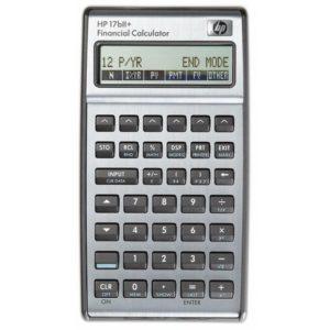 Kalkulator HP 17BII+ Finans RPN/Alg/Sol