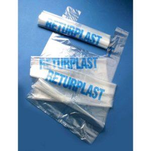 Avfallssekk Returplast 85x160cm 240L(10