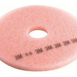 """Gulvpad SCOTCH-BRITE 20"""" 505mm lys rosa"""