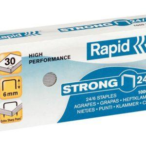 Heftestift RAPID Strong 24/6 (1000)
