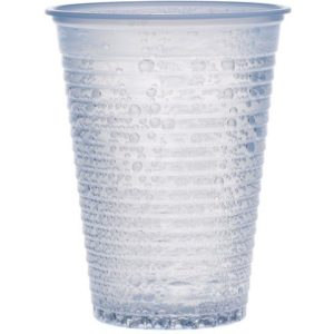 Beger plast antistatisk 21cl klar (100)