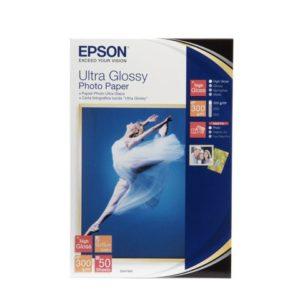 Fotopapir EPSON Ultra gloss 10x15 (50)