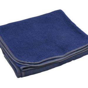 Frotteteppe 90x135cm blå