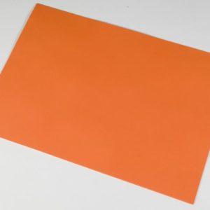 Dekorasjonskartong 46x64cm 220g oransje