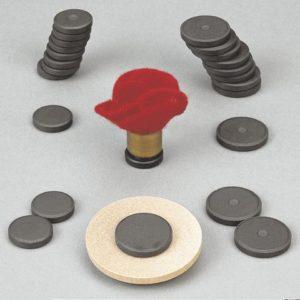 Magneter diameter 15 og 20mm (24)