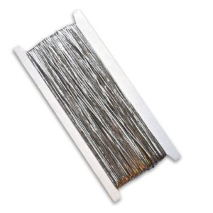 Halskjedesnor sølv 50m