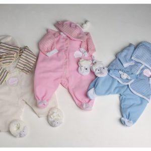 Dukkeklær for dukker 42-48 cm (3)