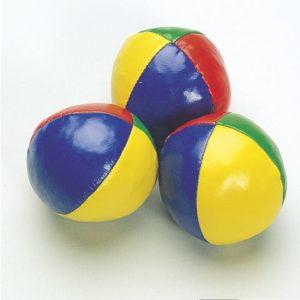Sjongleringsballer 7cm (3)