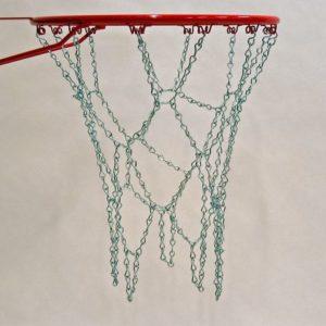 Metallnett till basket
