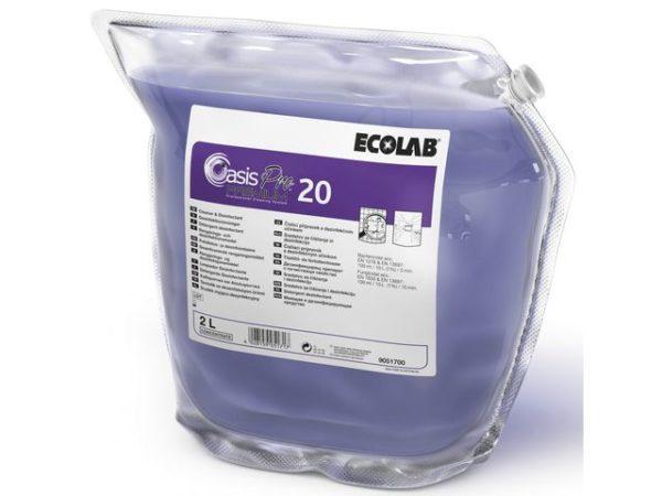 Rengjøring ECOLABOasis Pro 20 Premium 2L