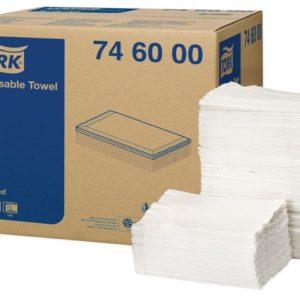 Frisørduk TORK Advance 5L hvit (250)