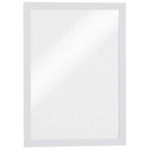 Ramme DURAFRAME A4 magnet selvk hvit (2)