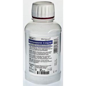 Skyllev. OCTAVIA NaCl 9mg/ml 250ml (20)