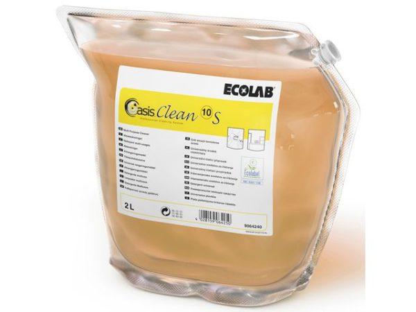 Rengjøring ECOLAB Oasis Clean 10 S 2L