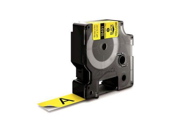 Tape DYMO D1 permanent 19mmx5
