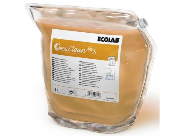 Sanitær ECOLAB Oasis Clean 62 S 2L