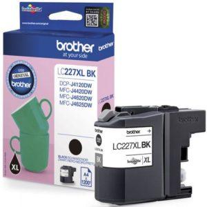 Blekk BROTHER LC227XLBK HC sort