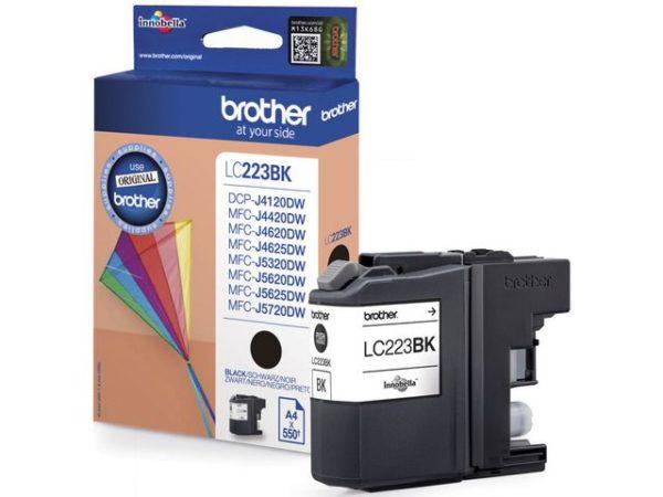 Blekk BROTHER LC223BK sort