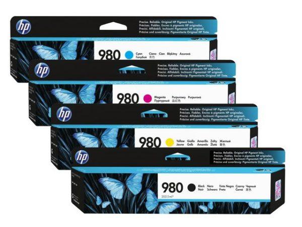 Blekk HP 980 D8J07A 6.6K cyan