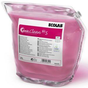 Sanitær ECOLAB Oasis Clean 61 S 2L