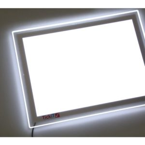 Lysbord SCIENCE LED-lampe A2
