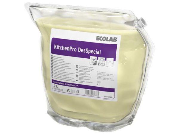 Rengjøring ECOLAB KitchenPro Des Special