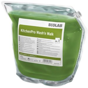 Rengjøring ECOLAB KitchenPro Wash'n W 2L