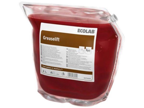 Ovnsrengjøring ECOLAB Greaselift 2L
