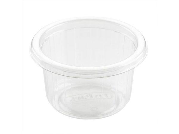 Plastbeger DUNI 110ml ø80 (50)