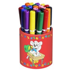 Fiberpenn SENSE Jumbo 24 farger (24)