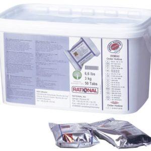 Skyllemiddel ECOLAB Rational tabs 3kg