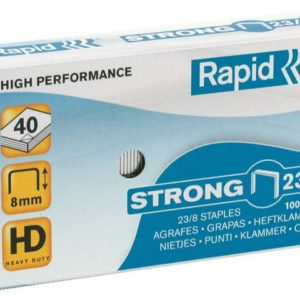 Heftestift RAPID Strong 23/8 Galv.(1000